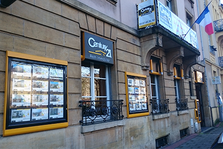 Agence immobilière CENTURY 21 Roth Immobilier, 57000 METZ